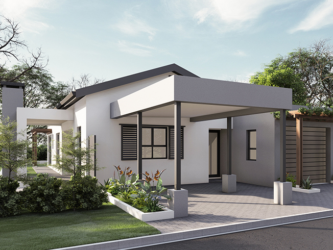 Verdeau Lifestyle Estate - Unit Type N